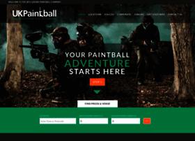 ukpaintball.co.uk