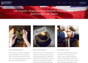 ukpensiontransfer.com