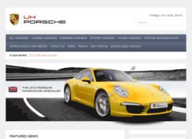 ukporsche.com