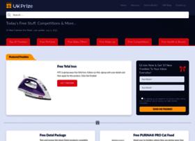 ukprize.co.uk