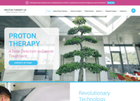 ukprotontherapy.co.uk