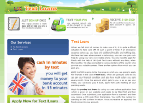 ukquicktextloans.co.uk