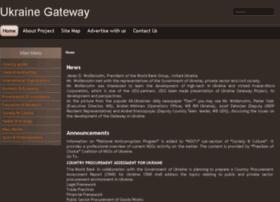 ukraine-gateway.org.ua