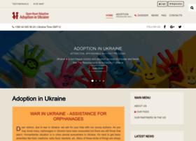 ukraineadopt.com