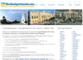ukraineapartments.com
