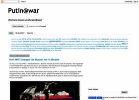 ukraineatwar.blogspot.ca
