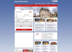 ukrainehotelsonline.com