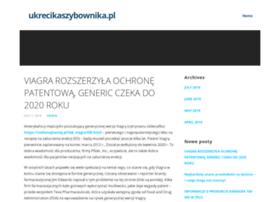 Ukrecikaszybownika.pl