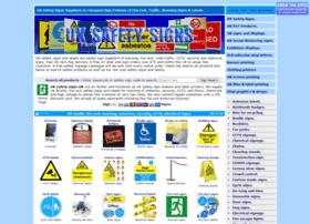 uksafetysigns.co.uk
