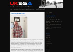 ukslalomskateboarding.com