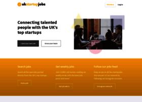 ukstartupjobs.com