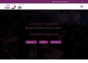 uktech-awards.co.uk