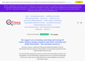 uktrace.co.uk