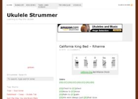 ukulelestrummer.com