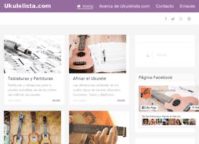ukulelista.com