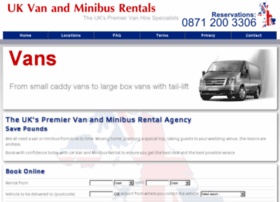 ukvanandminibusrentals.co.uk
