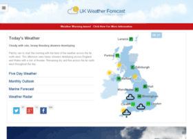 ukweatherforecast.tv