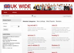ukwideclassifieds.co.uk