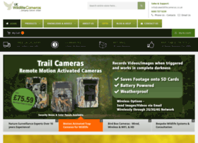 ukwildlifecameras.co.uk