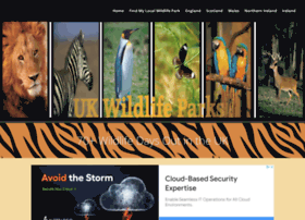 ukwildlifeparks.co.uk