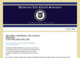 ulcseminary.org