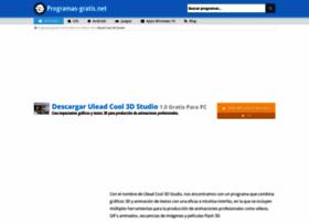 ulead-cool-d-studio.programas-gratis.net