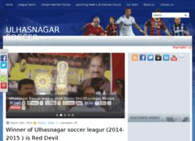 ulhasnagarsoccer.org