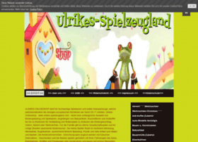 ulrikes-spielzeugland.com