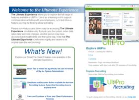 ultiexperience.ultimatesoftware.com