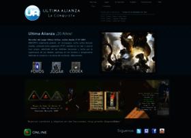 ultima-alianza.com
