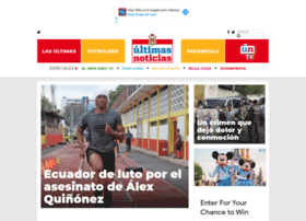 ultimasnoticias.com.ec