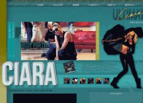 Ultimate-ciara.com