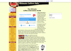 ultimate-coffees-info.com