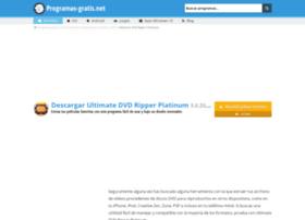 ultimate-dvd-ripper-platinum.programas-gratis.net