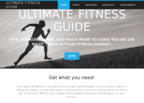 ultimate-fitness-guide.com