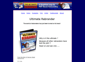 ultimate-rebrander.com