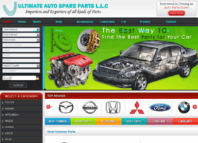 ultimateautospares.com