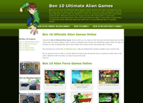 ultimateben10games.com
