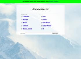 ultimatebio.com