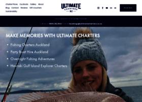 ultimatecharters.co.nz