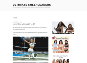 ultimatecheerleaders.com