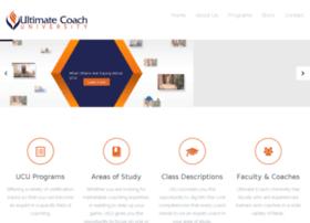 ultimatecoachuniversity.com