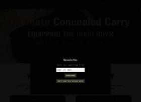 ultimateconcealedcarry.com