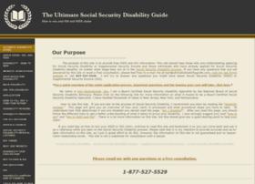 ultimatedisabilityguide.com