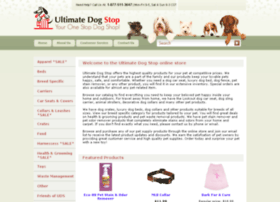 ultimatedogstop.com