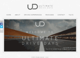 ultimatedrivedays.com