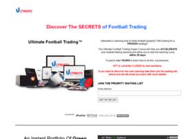 ultimatefootballtrading.com