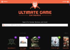 ultimategamedb.com