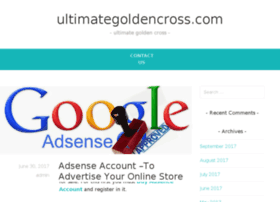 ultimategoldencross.com
