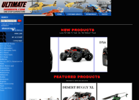 ultimatehobbies.com